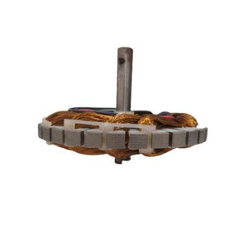 Estator Bobinado para Ventilador de Teto Venti-Delta 220v - Modelos Delta New Magnes Montana Spot Delta - Usar c/Cap.04,0uF*