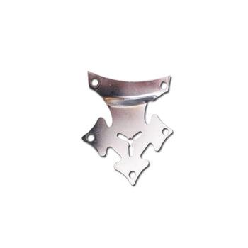 Garra para Ventilador Venti-Delta Motor Plus Antigo Cor Preta - Garra Grande 3Triângulos - Suporte das Pás - *Vendida p/Unidade