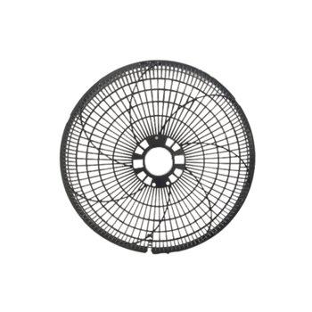 Grade do Ventilador VENTISOL Notos 30cm Plástica Preta- Serve p/os Dois Lados tanto Dianteira como Traseira + Vendida p/Unidade*