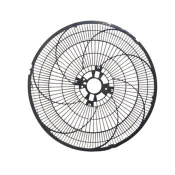 Grade do Ventilador VENTISOL Notos 40cm Plástica Preta- Serve p/os Dois Lados tanto Dianteira como Traseira + Vendida p/Unidade*