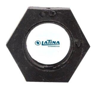 Porca Plástica do Nipel Fixador da Lente de Vidro Ventilador Latina VTA Lumen - Porca Plastica da Lente/Globo de Vidro Lumen