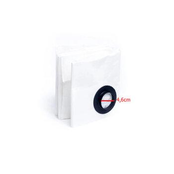 Saco Descartável para Aspirador de Pó Electrolux Kit-c/3 - Modelos FLEX C GREEN FLEX S FLEX 1400 ACQUAPOWER A10N1 AQP10 AQP20