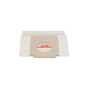 Saco para Aspirador de Pó Electrolux - Modelos NEO LISTO PET LOVER - Saco Descartavel - Kit c/3-Unidades