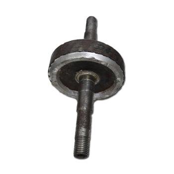 Rotor com Eixo ferro maciço Rosca externa para Motor do Ventilador Venti-Delta 50/60cm Bivolts - Contato 15,0mm