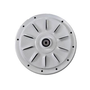 Motor para Ventilador de Teto VOLARE 127v 3Velocidades Branco p/2 3 ou 4Pás - Usar c/Capacitor de 10,5uF - Original