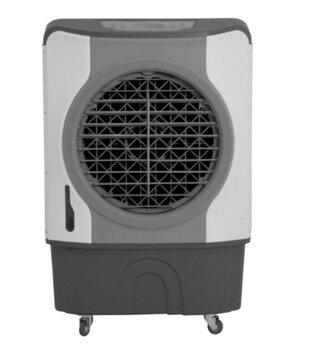 Climatizador de Ar Evaporativo Portátil 41Litros 127v190w Vazão Real 4.500m3/h p/Área Até 50m2 - Painel Digital Controle 3Velocidades - MWM M4500