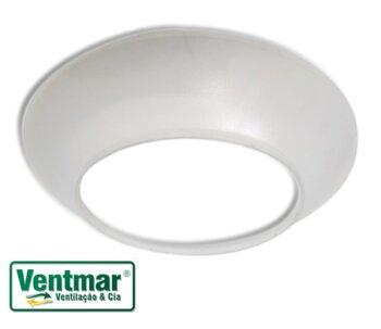 Anel Plástico de Acabamento da Luminária Ventilador de Teto SPIRIT VT202 - VT302 - Anel de Acabamento da Luminária Ventilador SPIRIT VT 202 e VT 302