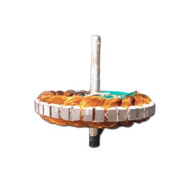 Estator Bobinado para Ventilador de Teto SPIRIT 127Volts - Todos os Modelos - Usar c/Cap.09,0uF* - *SALDÃO Item Usado/Semi-Novo - Garantia 90dias