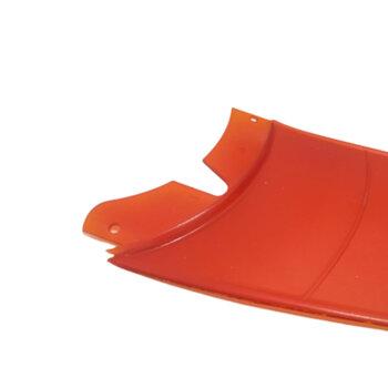 Pá Hélice para Ventilador de Teto SPIRIT Tangerina VT200 VT201 VT202 VT203 VT300 VT301 VT302 VT303 - Plastica cor Tangerina - Vendida p/Unidade - Orig