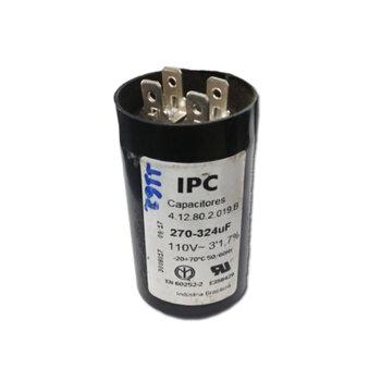 Capacitor Eletrolítico 270-324uF VN-110/VN-127Volts 50/60HZ com 4-Terminais de Encaixe