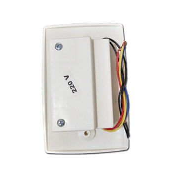 Chave para Ventilador de Teto Aliseu Duo Geo Jet Slim Smart Terral Wave 220Volts - Espelho c/3Velocidades R1L - SEM CAPACITOR