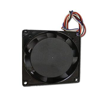 Exaustor Microventilador 08cm Bivolts - Cooler Asafan ASA 8025DV-HB 0.14A~0.06A - Cooler Asafan 80x80x25mm