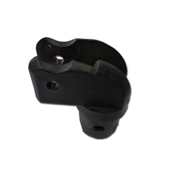 Suporte Cachimbo Ventilador VENTI-DELTA Antigo1 Preto (Plástico)