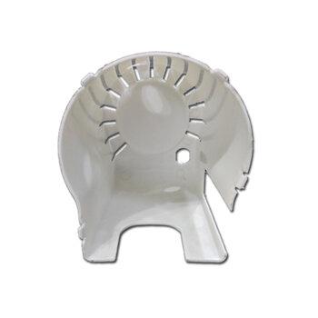 Capa do Motor do Ventilador VENTI DELTA 40cm New Light Branco