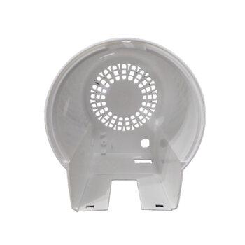 Capacete do Motor do Ventilador Venti-Delta 50/60cm Delta Premium - Delta Gold  - Capa Plástica cor Branca