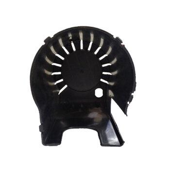 Capa do Motor do Ventilador VENTI DELTA 40/50cm New Light Preto