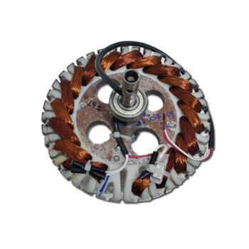 Estator do Ventilador de Teto ARGE 127v Use c/Capacitor de 08,5uF - Estator Bobinado c/2-Rolamentos