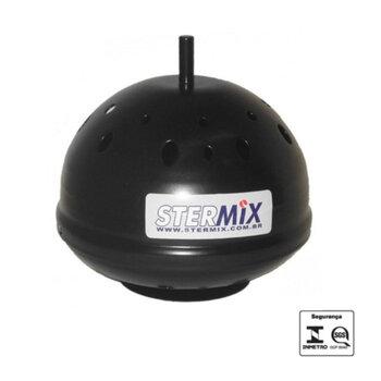 Esterilizador De Ar Stermix Mini STE-10 127Volts cor Preta para Até 7m2 Ste 10 127v cor Preta - Stermix