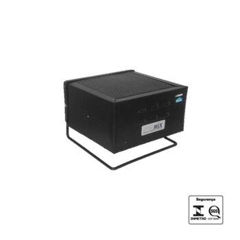 Esterilizador de Ar Stermix STE-120 127Volts cor Preta para Até 50m2 Ste 120 127v cor Preta - Stermix