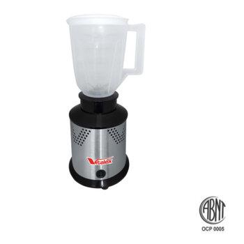 Liquidificador Industrial de 1,5 Litros de Alta Rotação 127Volts 500Watts Copo Plástico - Vitalex