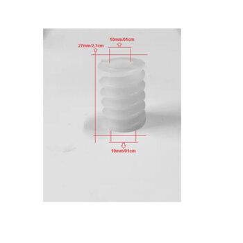 Engrenagem ROSCA sem FIM do Ventilador Venti-Delta Premium/Gold - Oscilante 50/60cm Premium/Gold C/E