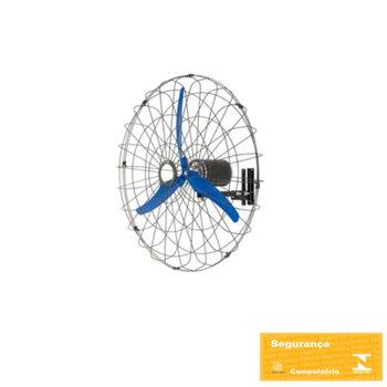 Ventilador de Parede de 100cm Solaster Power 10 Fixo 127Volts Monovolts - Ventilador para Aviário de Parede ou de Pendurar - Diâmetro 1 Metro