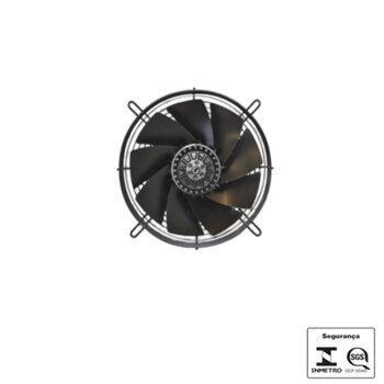 Exaustor e Soprador Axial 25cm - Cooler Asafan ASA 2E-250BC 220v 250mm 9Pás AXIAL FAN 2E-250BC - EXA25
