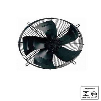 Exaustor Soprador Axial 45cm 4700m3/h - Cooler AsaFan 220V - 5Pás Axial - W ASA4E - 450SE - 0.08uF - 450VAC