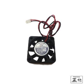 Exaustor Microventilador 04cm 12Volts - Asafan ASA 4010HB-12 12v 0,12A - Cooler 40x40x10mm 12volts