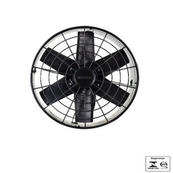 Exaustor de 40cm Ventisol 220V Alta Vazão 5000m2h - Exaustor Industrial 40cm Motor Blindado Serviço Pesado Ventisol