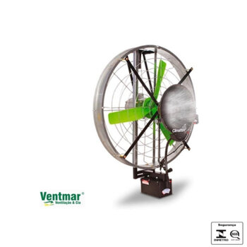 Climatizador de Ar Climattize Fix Plus Pulverizante 220Volts Suporte de Parede