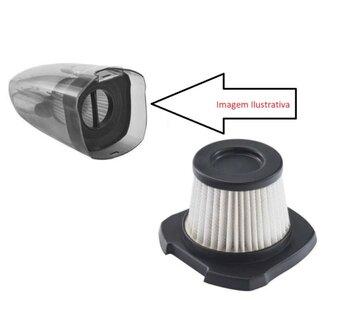 Refil Filtro Hepa para Aspirador de Pó Agratto AS01 AS02 Agratto - Filtro do Aspirador de Pó Vertical Agratto - Filtro Aspirador Vassoura