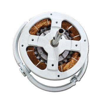 Motor para Ventilador Loren Sid Oscilante Orbital 50cm Branco Bivolt 07,0uF - Motor Completo para Ventilador Orbital 50cm - Hélice Encaixe em Eixo 10m