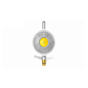 Regulador de Gás Registro para Fogão Alta Pressão até 2Kg/h GLP - Imar 2000 - (Registro 000564/2020)