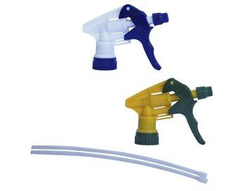 Pulverizador Manual com Gatilho para Garrafa PET de 2Litros - Cores variadas - Vendido p/Unidade 1=1 Pulverizador