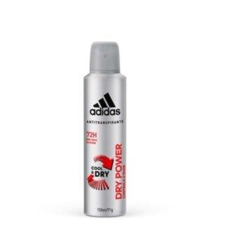 Desodorante Aerosol Masculino Dry Power 72 Horas Dry Max System 150ml/91g - Antitranspirante Cool&DRY Controla o Suor