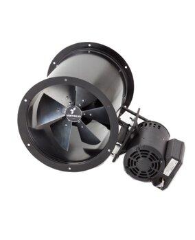 Exaustor de 30cm Ventisilva E30MTR Bivolts Axial com Transmissão por Correia - Diâmetro 30cm - Vazão 2.700m3/h - Motor Monofásico