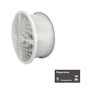 Exaustor de 35cm para Banheiro Closed Elevadores - 127V92W Vazão 0990m3/h - ITC350 ED351