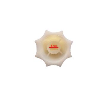 Carambola para Espremedor de Frutas TRON Master Super Hiper - Uso LIMÃO Encaixe Meia Lua Eixo 10mm - Serve p/Espremedores Venti-Delta Delta Suco / Lor