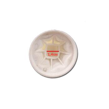 Carambola para Espremedor de Frutas Ventisol - Encaixe 14,0mm - Uso Limão - Carambola Extrator Ventisol uso Limão