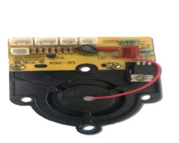 Placa com Transdutor Bivolts para Umidificador U-04 - Placa Transdutora Bivolts do Umidificador Ventisol U4