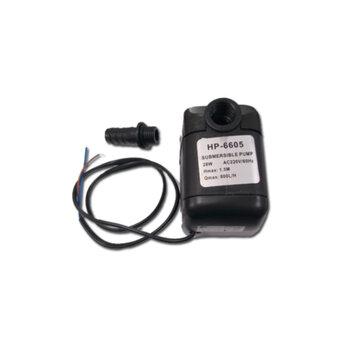 Bomba de Água 0800LH 220V20W para Climatizador Mega Brisa MB25/60/70 MC60/70 MWM4500 M9000 Ventisol CLI-01 CLI45 CLIPRO45