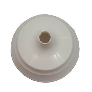 Canopla Plástica Superior para Ventilador de Teto Aliseu - Cor VERDE
