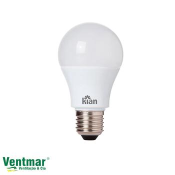 Lampada Bulbo Led 12w 6500K Biv - Luz Branca Fria - (c120/e27) - Lampada Led 12w