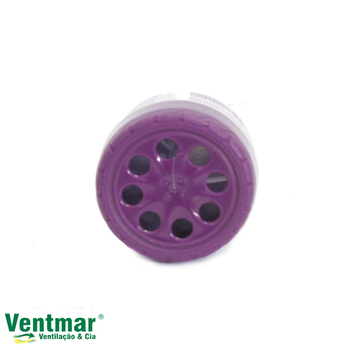 Odorizador De Veículos Fragancia Lavanda 55g Orbigel - Aromatizante para Veiculos