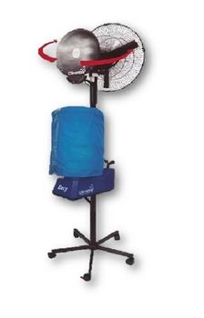 Climatizador de Ar Climattize Easy Portátil 220V 20Litros Pulverizante - Vazão 5500 m3/h Até 70m²