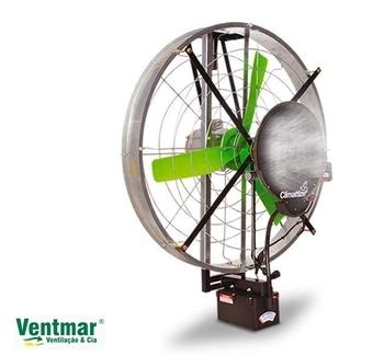 Climatizador de Ar Climattize Fix Plus com Ventilador de 1Metro 220v Pulverizante CLICTZ