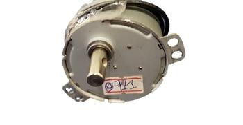 Motor de Giro Lado do Oscilante Swing 220v - Motor do Climatizador Mega Brisa - Eixo Diâmetro 07mm c