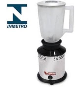 Liquidificador Industrial de 1,5 Litros de Alta Rotação Vitalex - Copo Plástico 127v 500w - (OCP-0005)