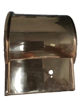 Capacete Ventilador Arge 50/60cm Preto - Capa do Motor Ventilador Twyster - Capa do Motor Ventilador